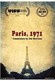 Paris, 1971 Poster