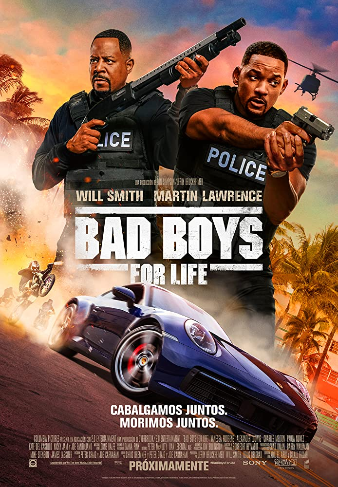 Bad Boys for Life 2020 Dual Audio Hindi 480p