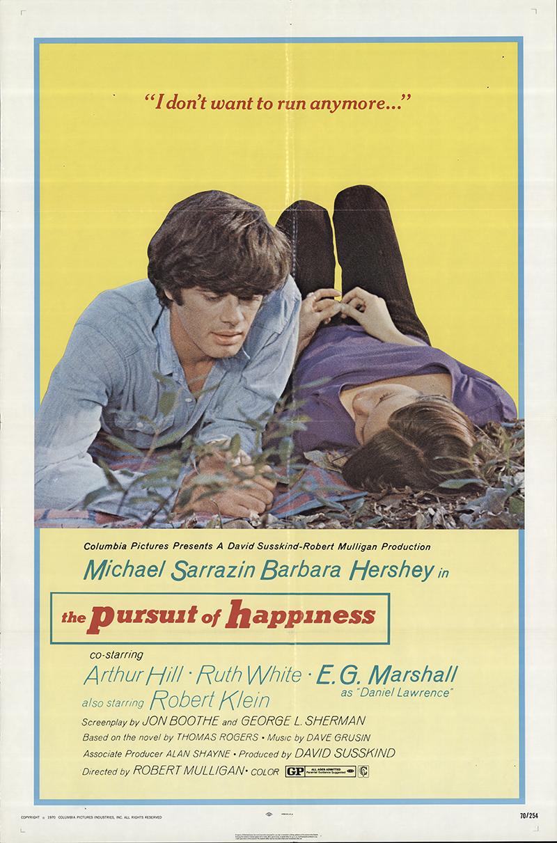 The Pursuit of Happiness (1971) - IMDb