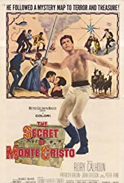 The Secret of Monte Cristo Poster