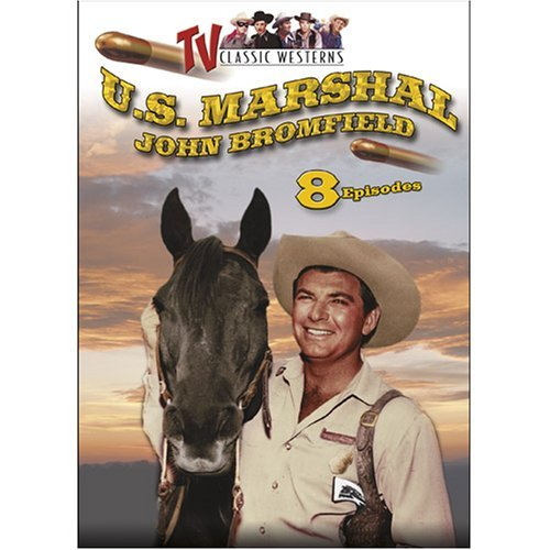 John Bromfield in U.S. Marshal (1958)