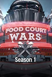 Food Court Wars Poster