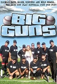 Mel Novak and Barry Primus in Big Guns (2006)