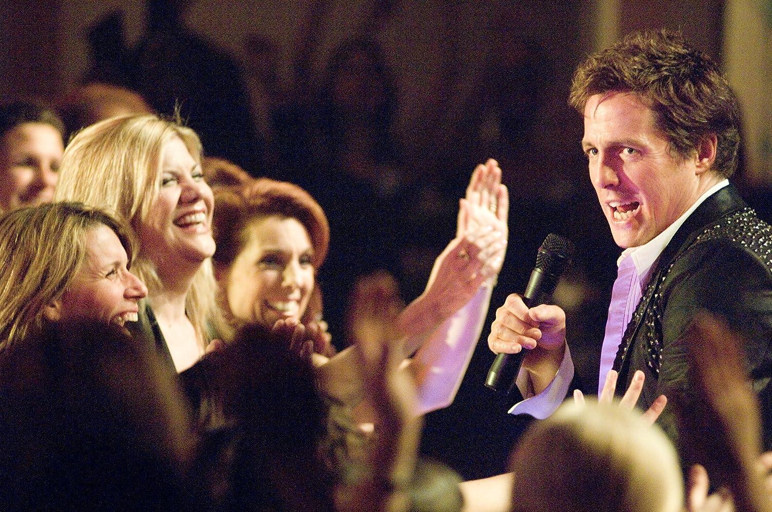 Hugh Grant and Kristen Johnston in Music and Lyrics (2007)
