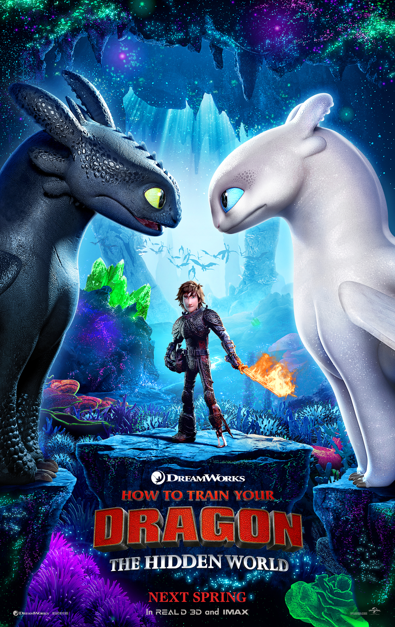 Image result for how to train your dragon 3 poster