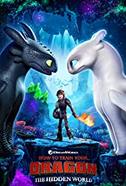 How to Train Your Dragon: The Hidden World | 700MB | Hindi + English | HDrip