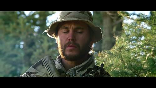 Dan Bilzerian Lone Survivor Scene