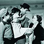 Cary Grant, Scotty Beckett, Mary Lou Harrington, and Ann Shoemaker in My Favorite Wife (1940)