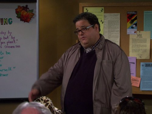 David Anthony Higgins in Mike & Molly (2010)