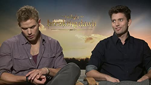 IMDb Original Interview: Breaking Dawn Part 2 Cast