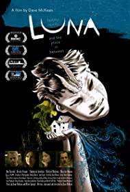 Ben Daniels, Dervla Kirwan, Stephanie Leonidas, and Michael Maloney in Luna (2014)