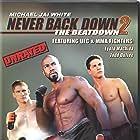 Scottie Epstein, Michael Jai White, Alex Meraz, Dean Geyer, and Todd Duffee in Never Back Down 2: The Beatdown (2011)