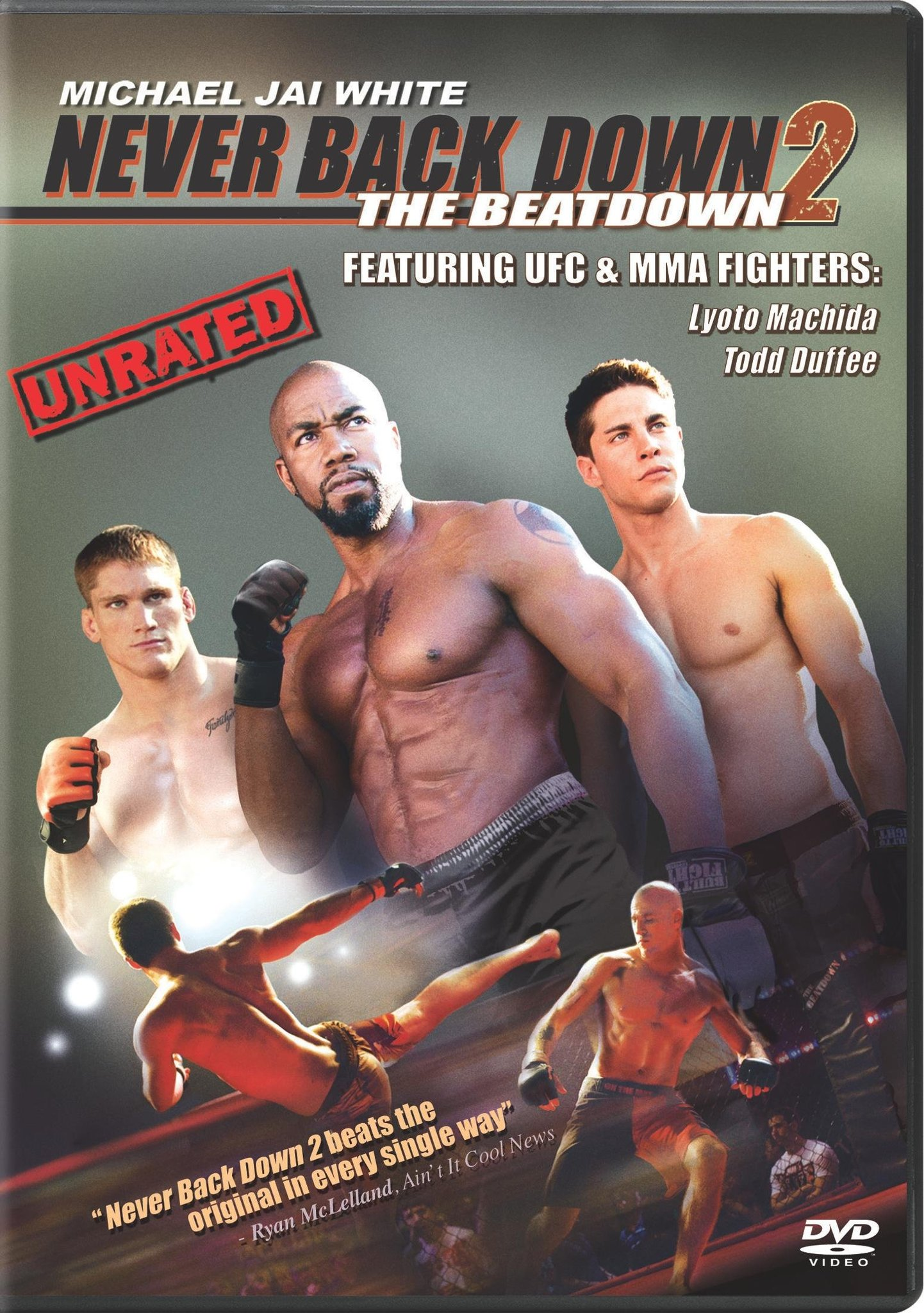 Never Back Down 2: The Beatdown (2011) BluRay 720p