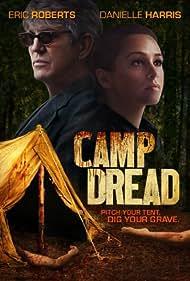 Eric Roberts and Danielle Harris in Camp Dread (2014)