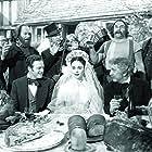 Van Heflin, John Abbott, Eduard Franz, Jennifer Jones, and Alf Kjellin in Madame Bovary (1949)