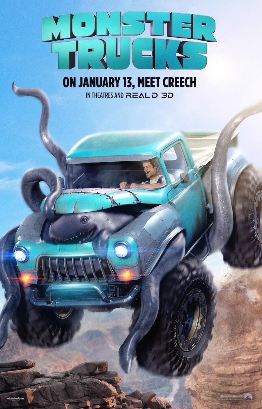 Monster Trucks 2016 Photo Gallery Imdb