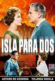 Isla para dos Poster