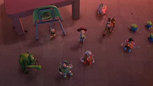 """Toy Story 3 -- """"The Great Escape"""""""