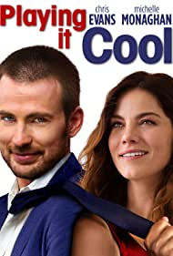 Chris Evans and Michelle Monaghan in Playing It Cool (2014)