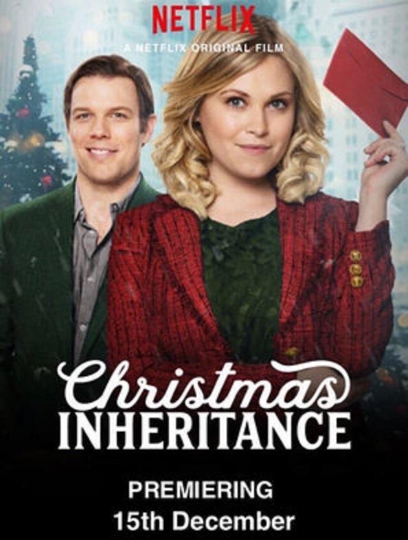 Christmas Inheritance Eliza Taylor.Christmas Inheritance 2017