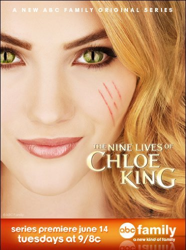 THE NINE LIVES OF CHLOE KING (1 Sezonas)