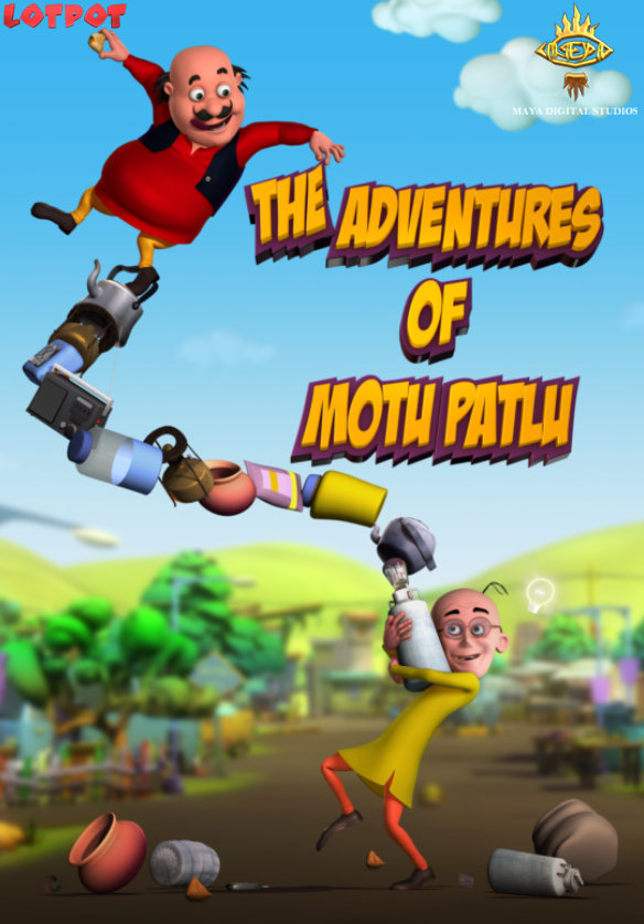 Motu Patlu Tv Series 2012 Imdb