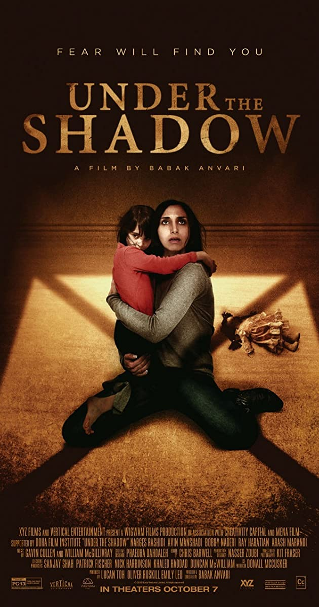 Under the Shadow (2016) Subtitles