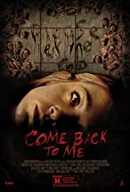 Primary image for Come Back to Me