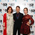 Xavier Dolan, Nancy Grant, and Clare Stewart at an event for Mommy (2014)