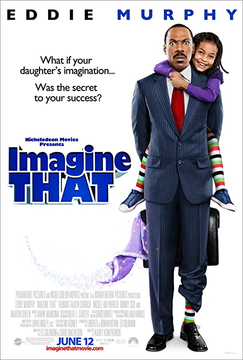 Imagine That (2009) Hindi Dubbed