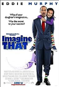 Eddie Murphy and Yara Shahidi in Imagine That (2009)