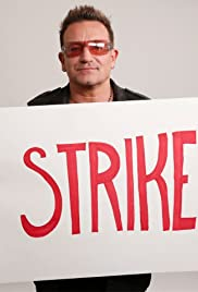 Bono, Richard Branson, and Olivia Wilde Join Matt Damon's Strike Poster