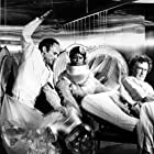 Paula Kelly, George Mitchell, James Olson, and Robert Soto in The Andromeda Strain (1971)