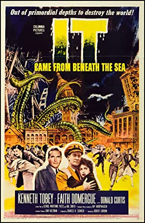 Where to stream It Came from Beneath the Sea