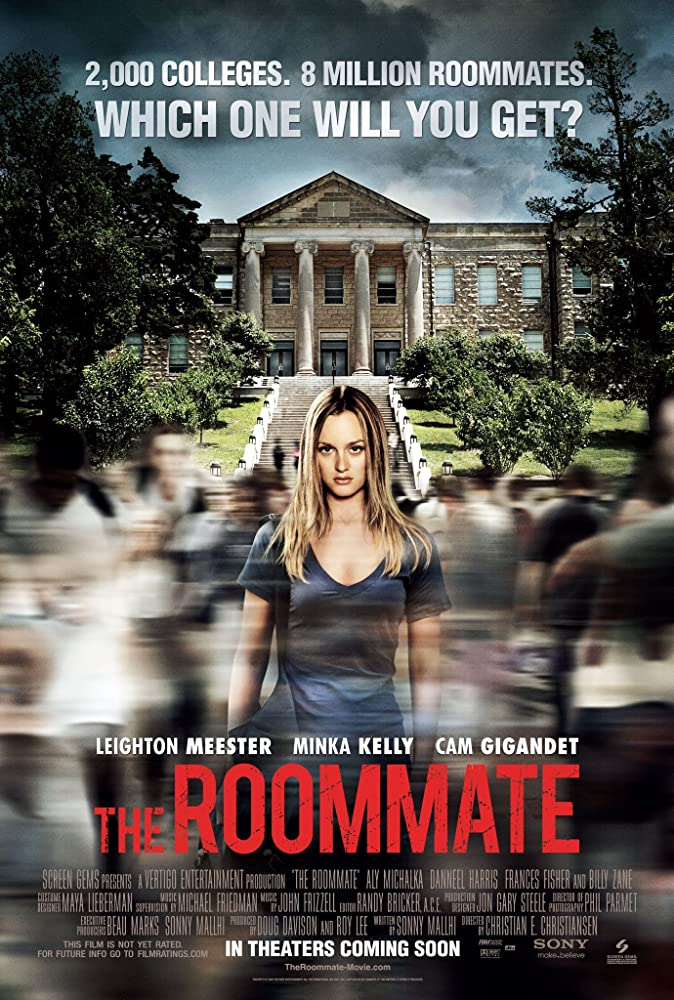 Poster film The Roommate