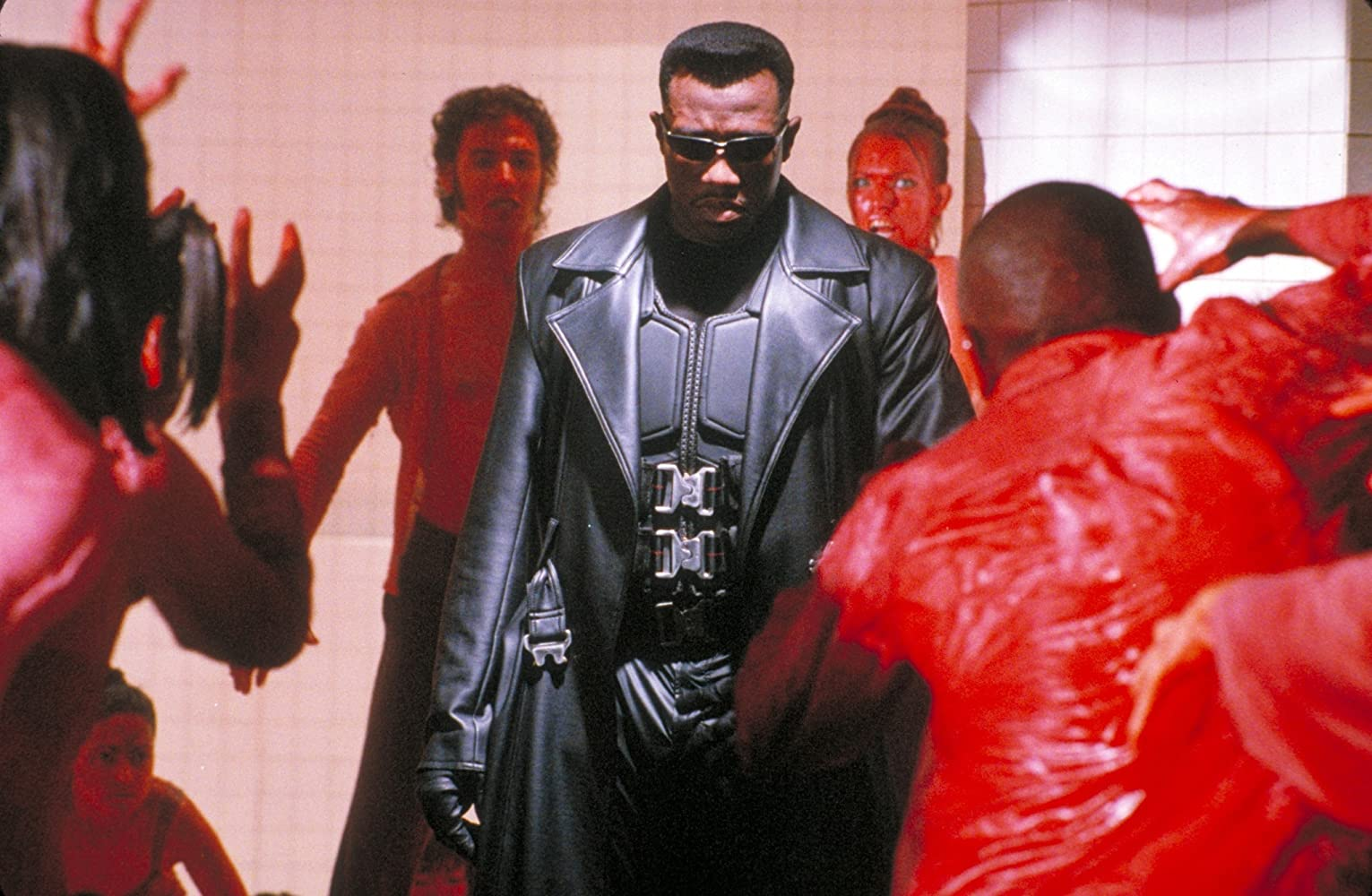Wesley Snipes in Blade (1998)