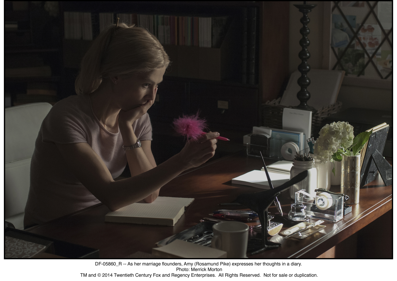 Rosamund Pike in Gone Girl (2014)