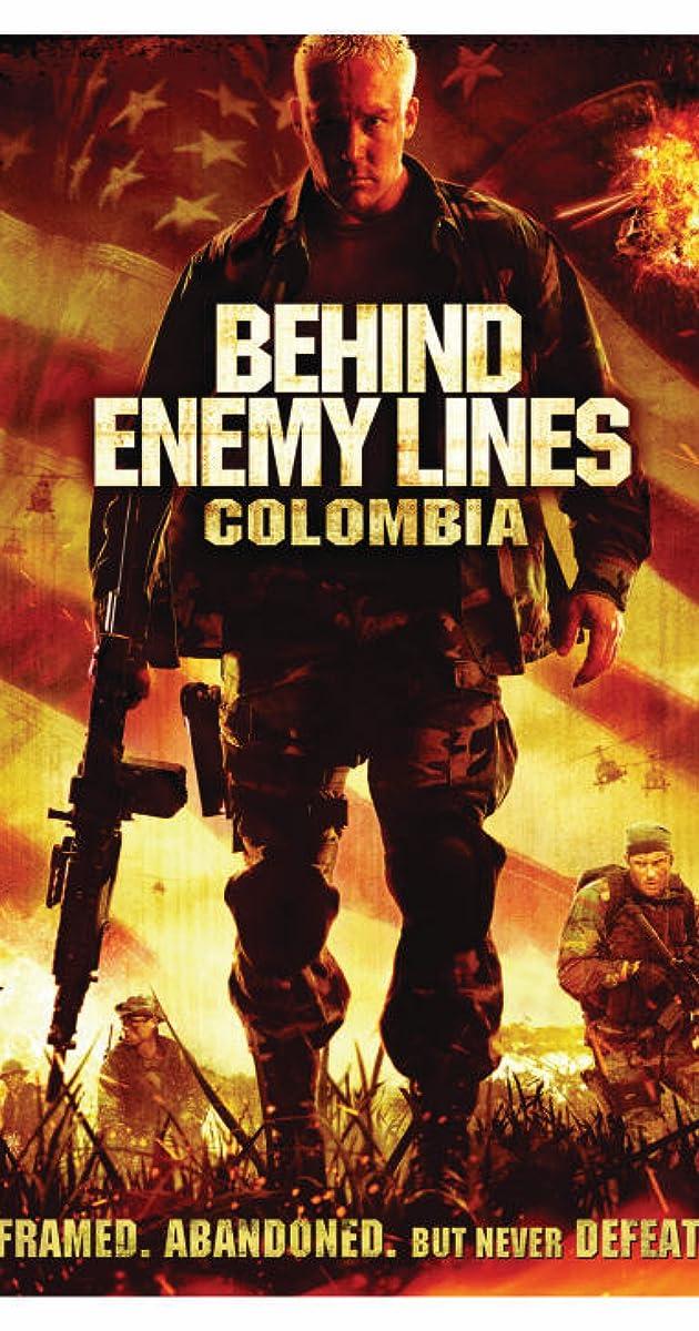 Behind Enemy Lines: Colombia (Video 2009) - IMDb