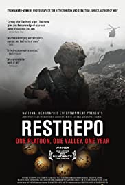 Restrepo (2010) Poster - Movie Forum, Cast, Reviews