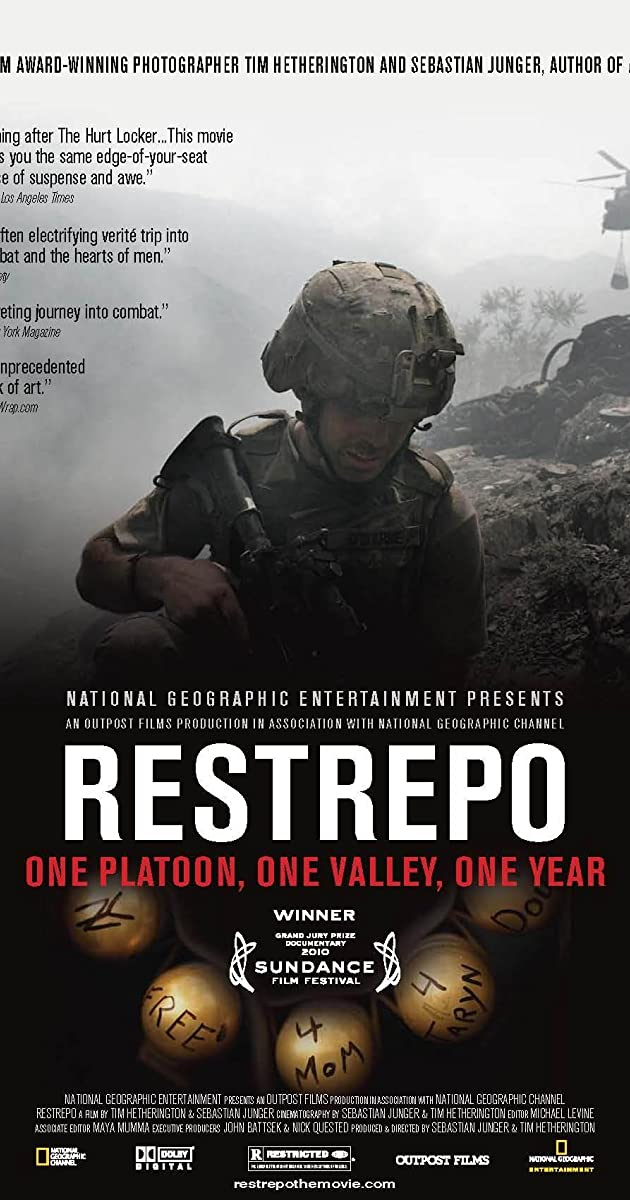 Subtitle of Restrepo