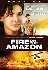 Primary photo for Fire on the Amazon