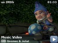 gnomeo and juliet flower