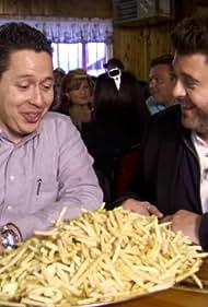 Adam Richman in Man v. Food (2008)