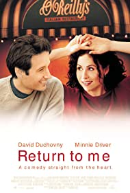 David Duchovny and Minnie Driver in Return to Me (2000)