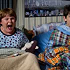 Zachary Gordon and Robert Capron in Diary of a Wimpy Kid: Rodrick Rules (2011)