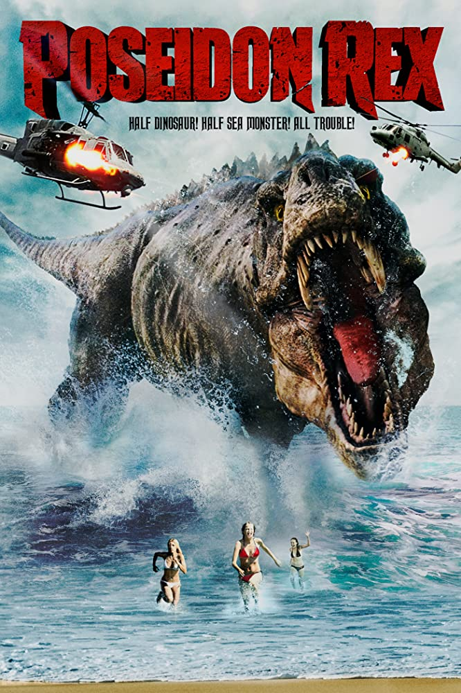 Poseidon Rex (2013) BDRip Multi Audio [Hindi + Eng + Tamil + Telugu] x264