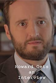 Howard Gets an Interview Poster