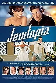Jennifer Love Hewitt, Ivan Sergei, Joel David Moore, and Jamie-Lynn Sigler in Jewtopia (2012)