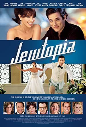 Romance Jewtopia Movie