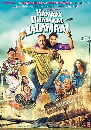 Kamaal Dhamaal Malamaal movie, song and  lyrics